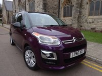 USED 2017 66 CITROEN C3 PICASSO 1.6 BLUEHDI EDITION PICASSO 5d 98 BHP + ONE OWNER + FULL HISTORY +