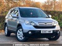 2007 HONDA CR-V 2.2 I-CTDI ES 5d 139 BHP £6000.00