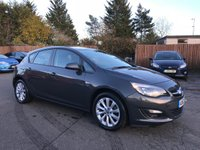 2012 VAUXHALL ASTRA 1.7 CDTI ACTIVE 5d  LOW MILEAGE AND EXCELLENT VALUE £5000.00