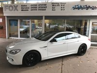 USED 2014 14 BMW 6 SERIES 3.0 640D M SPORT GRAN COUPE 4d 309 BHP BMW 6 SERIES 3.0 640D M SPORT GRAN COUPE 4d 309 BHP