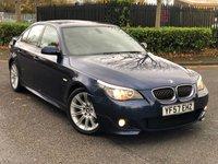 USED 2007 57 BMW 5 SERIES 3.0 525D M SPORT 4d AUTO 195 BHP