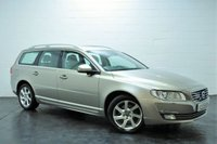 USED 2014 14 VOLVO V70 2.4 D5 SE LUX 5d AUTO 212 BHP 1 FORMER KEEPER + FULL VOLVO SERVICE HISTORY