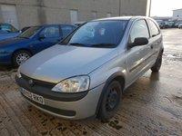 2002 VAUXHALL CORSA 1.2 CLUB 16V EASYTRONIC 3d AUTO 75 BHP £SOLD