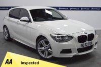 USED 2012 62 BMW 1 SERIES 2.0 116D M SPORT 5d 115 BHP (BMW SERVICE HISTORY)