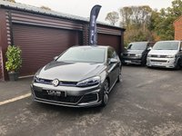 USED 2017 17 VOLKSWAGEN GOLF 1.4 GTE ADVANCE DSG 5d AUTO 150 BHP Finance arranged with HP and PCP payments plans available