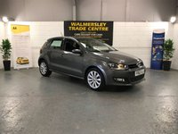 USED 2012 62 VOLKSWAGEN POLO 1.2 SEL TSI 5 DOOR HATCHBACK