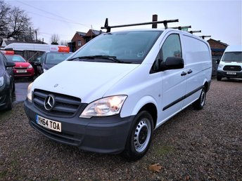 View our MERCEDES-BENZ VITO