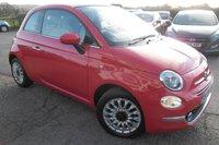 2015 FIAT 500 1.2 C LOUNGE 3d 69 BHP £8500.00