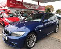 2012 BMW 3 SERIES 2.0 318D SPORT PLUS EDITION TOURING 5d 141 BHP £7495.00