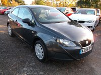USED 2009 09 SEAT IBIZA 1.2 S A/C 3d 69 BHP Excellent first car -  LOW INSURANCE / GREAT M.P.G.!!