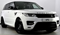 """USED 2014 63 LAND ROVER RANGE ROVER SPORT 3.0 SD V6 HSE Dynamic 4X4 (s/s) 5dr Stealth Pack, Privacy, 21""""s ++"""