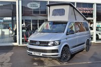 USED 2017 17 VOLKSWAGEN TRANSPORTER 2.0 T28 TDI P/V TRENDLINE BMT 1d 101 BHP VW Transporter camper van with New Conversion Includes Warranty