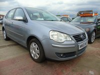 2005 VOLKSWAGEN POLO 1.2 S FULL SERVICE PETROL  £1595.00
