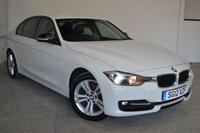 2012 BMW 3 SERIES 2.0 316D SPORT 4d 114 BHP £9479.00