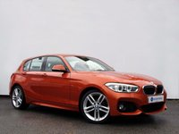 USED 2015 65 BMW 1 SERIES 1.5 118I M SPORT 5d 134 BHP Full BMW Main Dealer Service History with One Owner from New