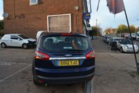 USED 2012 12 FORD S-MAX 2.0 ZETEC TDCI 5d AUTO 138 BHP GREAT VALUE SMAX