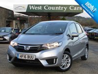 USED 2016 16 HONDA JAZZ 1.3 I-VTEC SE 5d AUTO 101 BHP Very Low Mileage And Running Costs