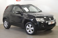 USED 2011 11 SUZUKI GRAND VITARA 2.4 SZ4 [4X4] 3d 166 BHP LOW MILES + SERVICE HISTORY + ONLY 2 OWNERS + TINTED GLASS