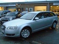 2005 AUDI A6 2.4 SE 5d AUTO 174 BHP £3995.00