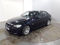 2008 BMW 3 SERIES 2.0 318I EDITION M SPORT 4d 141 BHP £3995.00