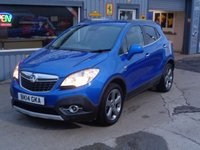 USED 2014 VAUXHALL MOKKA 1.7 SE CDTI 5d AUTO 128 BHP ONLY 25K  EXCELLENT CONDITION