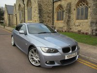 USED 2010 59 BMW 3 SERIES 2.0 320I M SPORT HIGHLINE 2d 168 BHP +++ ONLY 63000 MILES +++