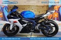 2012 SUZUKI GSXR750 GSXR 750 L1  £5695.00