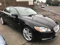 USED 2009 59 JAGUAR XF 3.0 V6 PORTFOLIO 4d AUTO 240 BHP SALE PRICE NOW £7495.00