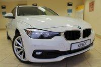 2016 BMW 3 SERIES 2.0 318D SE TOURING 5d AUTO 148 BHP
