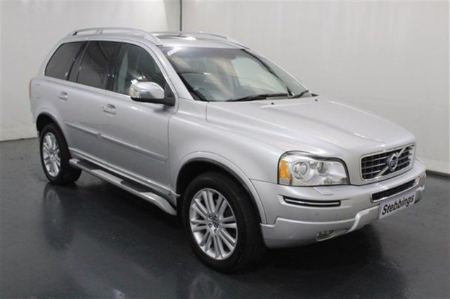 2013 13 VOLVO XC90 2.4 D5 EXECUTIVE AWD AUTOMATIC 5 DOOR ESTATE