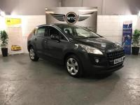 USED 2013 63 PEUGEOT 3008 1.6 HATCHBACK E-HDI ACTIVE