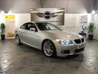USED 2011 11 BMW 3 SERIES 2.0 320I M SPORT 2d 168 BHP