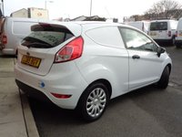 USED 2016 65 FORD FIESTA 1.5 BASE TDCI 1d 74 BHP
