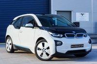 USED 2014 14 BMW I3 0.6 I3 RANGE EXTENDER 5d AUTO (SAT NAV)