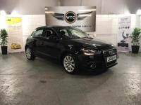 USED 2012 AUDI A1 1.6 TDI SPORT SPORTBACK PRIVATE PLATE J666NY X INCLUDED