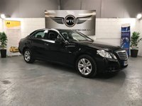 USED 2009 09 MERCEDES-BENZ E CLASS 2.1 CDI BLUEEFFICIENCY SE TIP