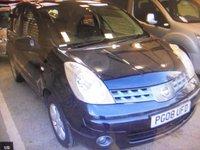 2008 NISSAN NOTE 1.6 ACENTA 5d 109 BHP £2295.00