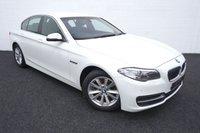 2014 BMW 5 SERIES 2.0 520D SE 4d AUTO 188 BHP £13500.00