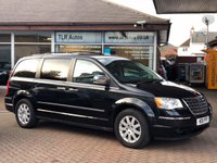 USED 2011 11 CHRYSLER GRAND VOYAGER 2.8CRD LIMITED  Free MOT for Life