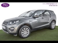 2016 LAND ROVER DISCOVERY SPORT 2.0 TD4 SE TECH 5d 180 BHP £23495.00