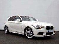 USED 2014 64 BMW 1 SERIES 2.0 116D M SPORT 5d 114 BHP Full Main Dealer BMW Service History