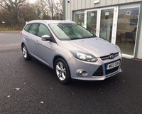 USED 2013 13 FORD FOCUS 1.6 ZETEC AUTOMATIC 125 BHP THIS VEHICLE IS AT SITE 1 - TO VIEW CALL US ON 01903 892224