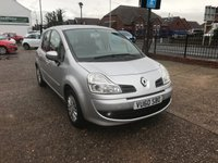 USED 2011 60 RENAULT GRAND MODUS 1.6 DYNAMIQUE VVT 5d AUTOMATIC 110 BHP AUTOMATIC-FULL SERVICE HISTORY-LOW MILEAGE-1 FORMER KEEPER-AIR CON