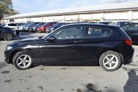 USED 2015 15 BMW 1 SERIES 1.5 116d EfficientDynamics Plus Sports Hatch (s/s) 3dr 1OWNER SATNAV DAB PARKING-AID