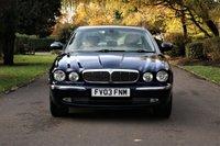 2003 JAGUAR XJ 3.0 V6 SE 4d AUTO 240 BHP £SOLD