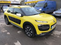 USED 2014 64 CITROEN C4 CACTUS 1.6 BLUEHDI FEEL 5 DOOR 98 BHP IN YELLOW WITH 49000 MILES AND REVERSE CAMERA. APPROVED CARS ARE PLEASED TO OFFER THIS CITROEN C4 CACTUS 1.6 BLUEHDI FEEL 5 DOOR 98 BHP IN YELLOW WITH 49000 MILES IN IMMACULATE CONDITION WITH A GOOD SPEC INCLUDING REVERSE CAMERA,BLUETOOTH,DAB RADIO,ALLOYS,AIR CON,REAR SENSORS AND MUCH MORE WITH A FULL CITROEN MAIN DEALER SERVICE HISTORY A GREAT EXAMPLE OF THIS VERY POPULAR CAR.