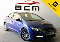 2012 HONDA CIVIC 1.3 I-VTEC SE 5d 98 BHP £SOLD