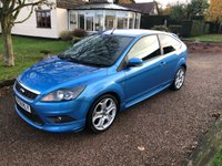 USED 2009 59 FORD FOCUS 1.8 ZETEC S S/S 3d 124 BHP Stunning condition with Full service history.