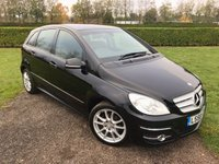 USED 2008 58 MERCEDES-BENZ B CLASS 1.5 B150 SPORT 5d 95 BHP Full Merc History MOT 11/19 MINT Example Full Mercedes Servive History, MOT 11/19, Recent Service, Leather Upholstery, Alloys, Power Fold Mirrors, Front And Rear Elec Windows, Auto Lights On, Auto Wipers, Dimming Mirror, Drives And Looks Perfectly, Full Carpet Mat Set, Very Very Straight Clean And Tidy Example, You Will Not Be Dissapointed