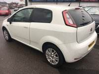 USED 2013 62 FIAT PUNTO 1.2 EASY 3d 69 BHP *** 12 MONTHS WARRANTY! ***